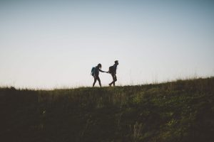 What makes a great leader Build trust